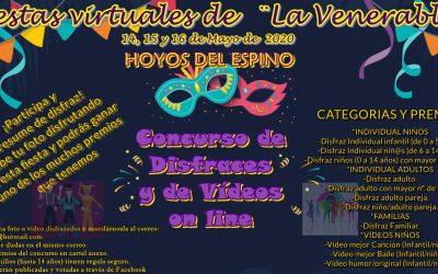 Programa de Fiestas Patronales Virtuales día 15