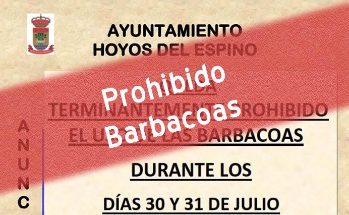 Prohibido Barbacoas