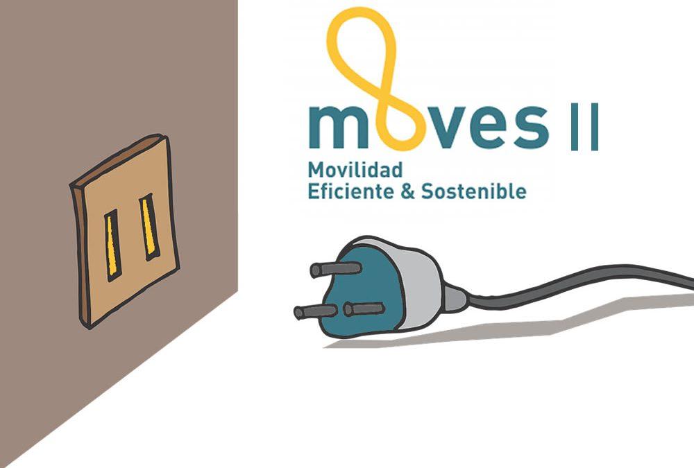 Subvenciones MOVES II